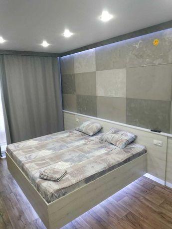 """Посуточно,""""Жана-Кала"""" - отличная кровать, огромный SMART TV!!!"""