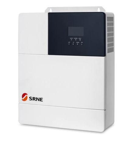 Invertor 5 kW model SRNE, 48V / 80A high PV voltage