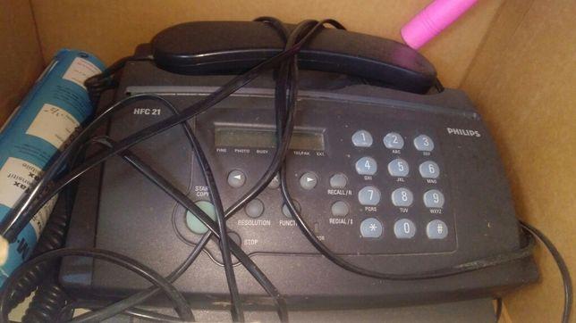 Telefon / fax philips