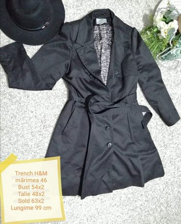 Vând palton primăvară H&M