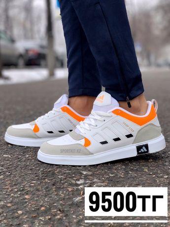 Кроссовки adidas drop step бел сер оранж