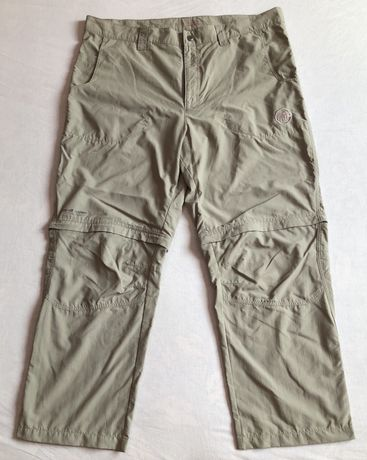 Pantaloni MAMMUT (26/52-54 barbat) 2in1 scurti outdoor hiking munte