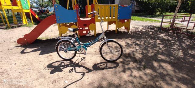 Велосипед на возраст от 7 лет и старше