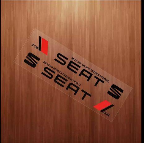 Sticker auto SEAT