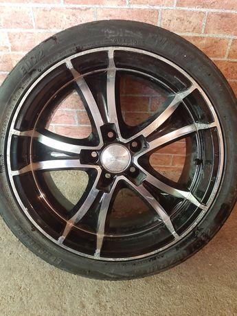 Джанти с гуми за Audi Volkswagen и SKODA