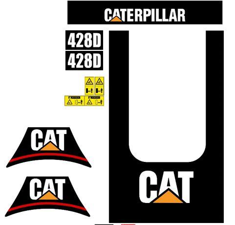 стикери за Caterpillar