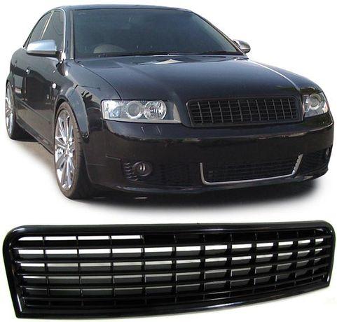 Grila neagra Audi A4 B6 2000-2005