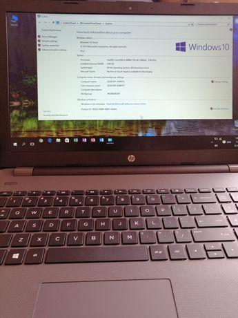 Laptop HP model 3168NGV