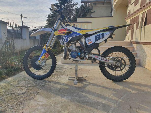 Motor Husqvarna 250 2016