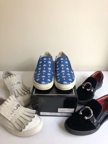 Обувки Cesare Paciotti