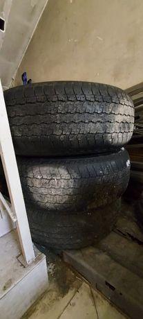 Продам летние шины Bridgestone 3 шт