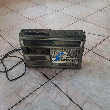 Casetofon cu radio vitange
