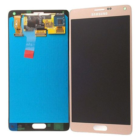 Display Original AMOLED Samsung Note 4 Montaj pe loc garantie. . Se o