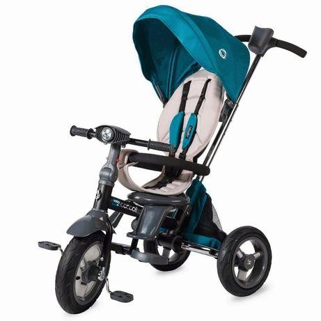 Tricicleta 4in1 cu sezut reversibil Coccolle Velo Air PRODUS NOU