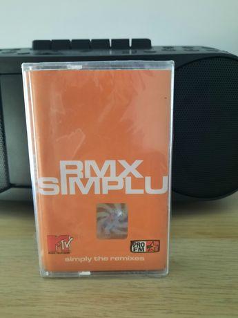 Caseta audio RMX Simplu sigilata