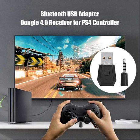 USB донгъл за Bluetooth слушалки и микрофон за Плейстейшън 4 /  PS4
