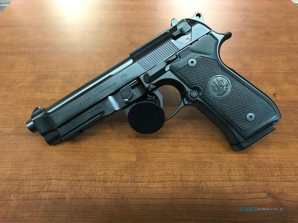 Pistol ARMA PUTERNICA-Full Metal Beretta M9 Modificat 4.1JOULI Airsoft