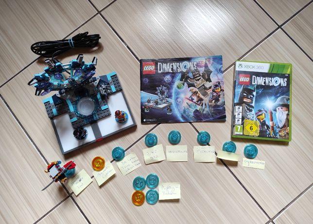 Lego Dimensions, portal, disc, figurine (Xbox360/One/PS3/PS4/WiiU)