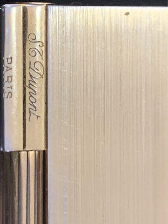 Колекционерска запалка Dupont PARIS в перфектно състояние