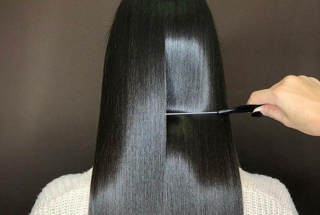 АКЦИЯ! Ботокс, Кератиновое выпрямление волос