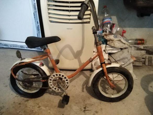 Ретро детско колело за колекционери и ценители