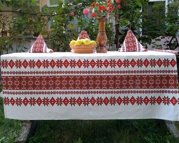 Fete de masa NOI Artizanat Romanesc - Traditii - Cadou!