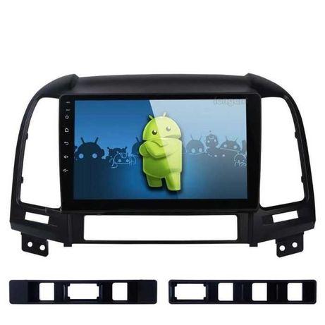 Sistem de Navigatie Hyundai Santa Fe,Android ,Android,Garantie+Factura