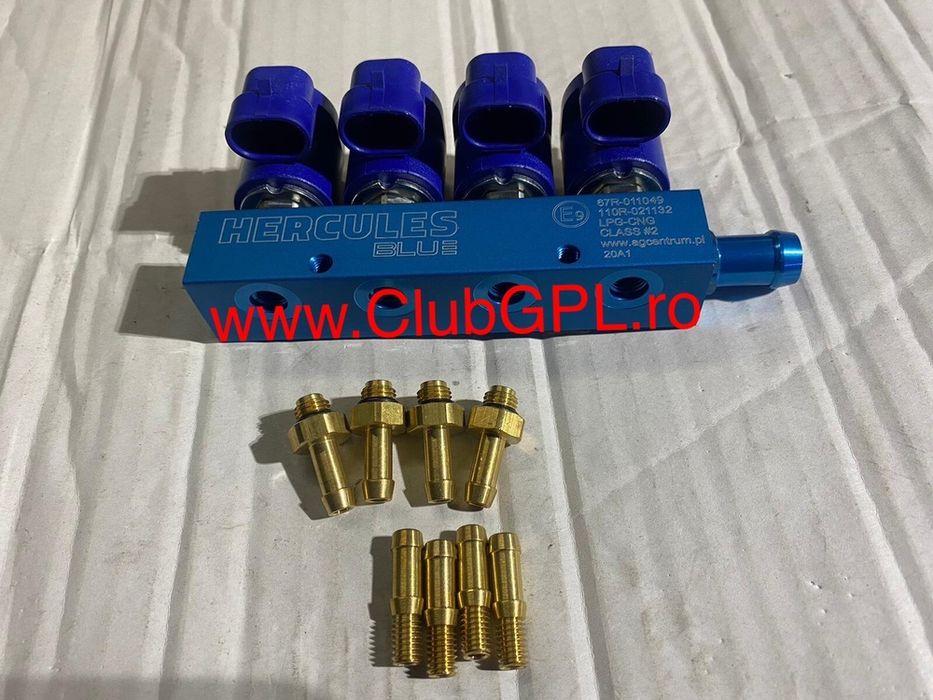Rampa injectoare GPL Hercules Bucuresti - imagine 1