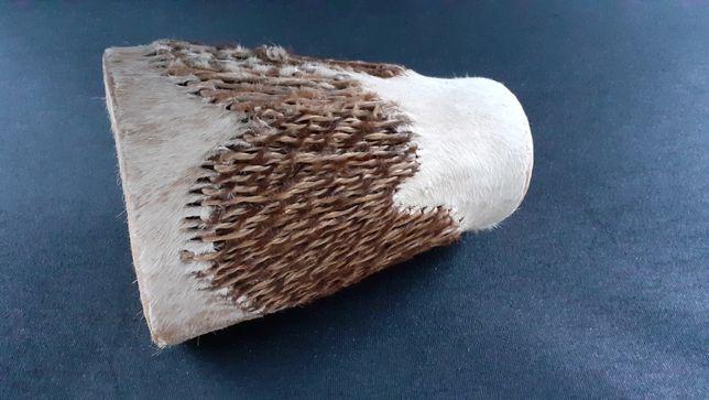 Tarabana din piele
