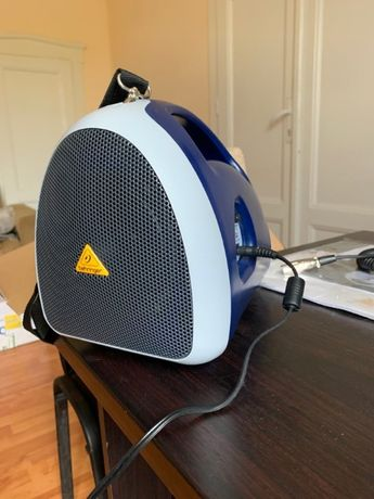 Behringer EUROPORT EPA40 Microfon Boxa portabila portavoce sport