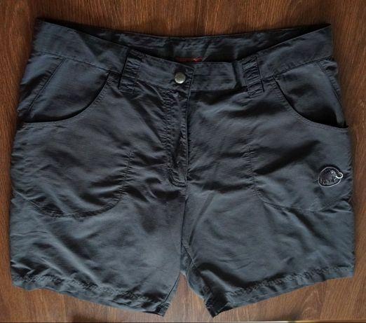Pantaloni scurti tehnici de munte Mammut dama 38