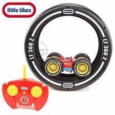 Лудата кола на Little tikes