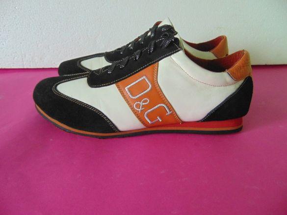 Dolce Gabana номер 42 Оригинални мъжки обувки