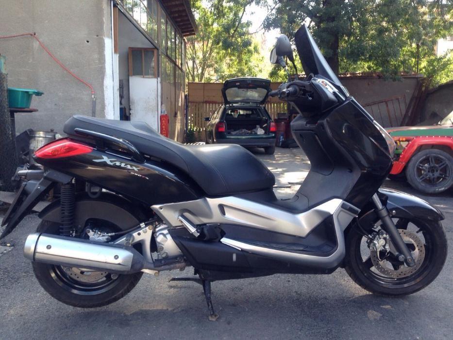 Ямаха Х Мах Yamaha X-мах 125i, 250