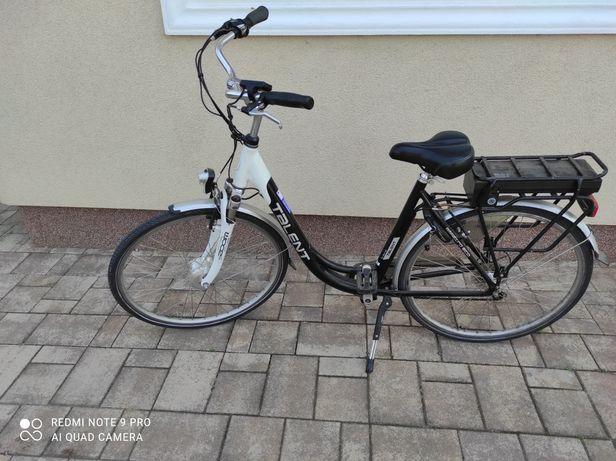 Bicicleta electrica e-bike Talent full aluminiu