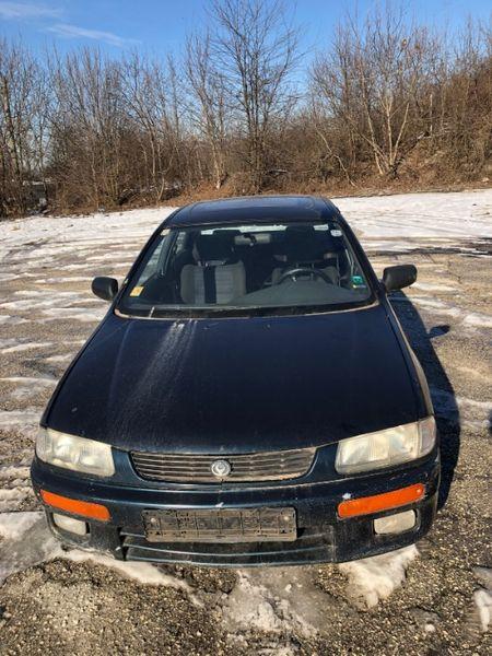 Мазда 323 БА 1.5 96г. Mazda 323 BA на части гр. Плевен - image 1