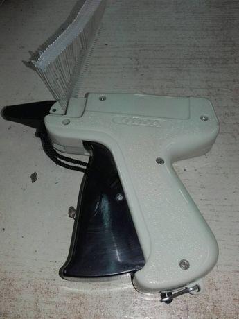 Пистолет за епикети, без забележки
