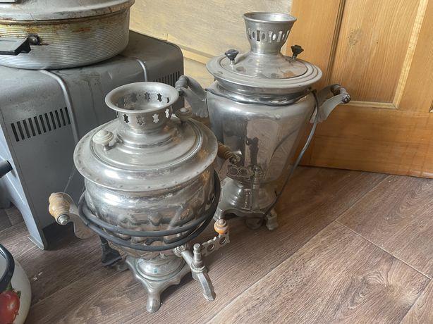 Электросамовар, печка, духовка, чайник, кастрюля