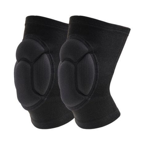 Подсилени наколенки за волейбол/спорт/работа Протектори за колене