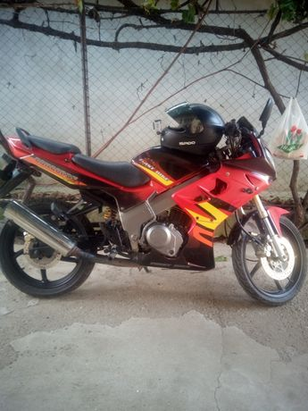 Motocicleta first bike concorde 150 cc