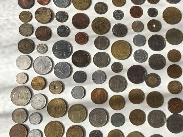 Lot monede mixt 3.  250 de bucati