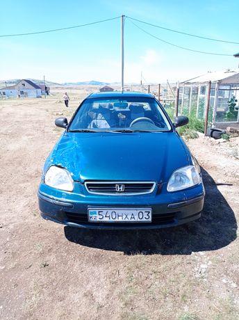 Хонда civic 1996 года