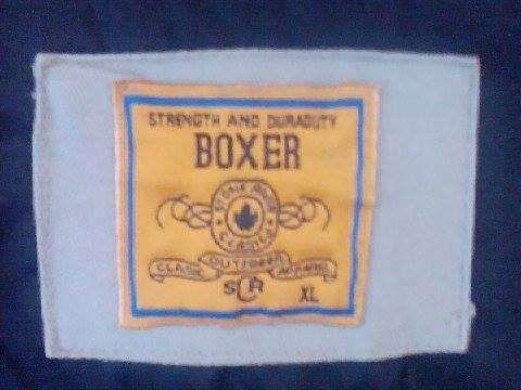 зимна шуба на BOXER