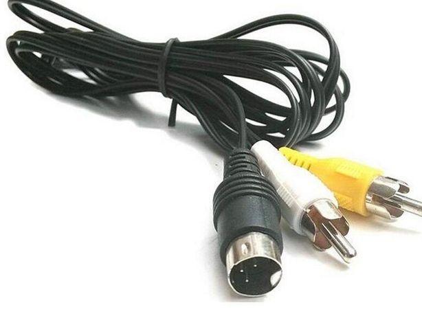 НОВЫЕ! AV-кабель для sega | сега | шнур | тюльпан