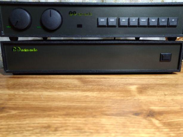 Naim Audio preamplificator si putere