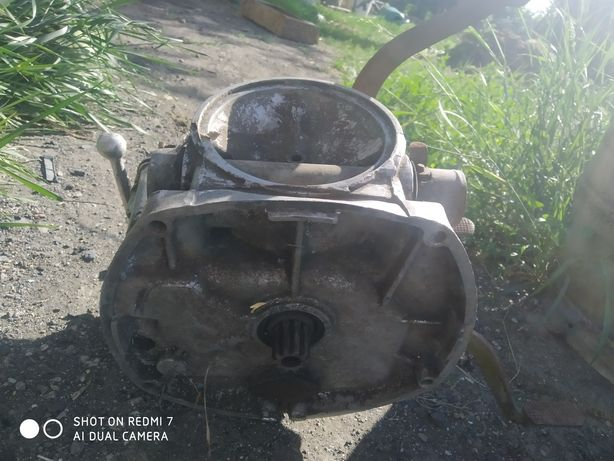 КПП мотоцикла Урал