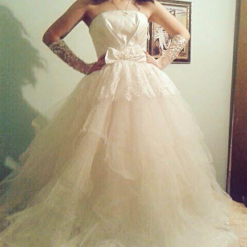 Продаю свадебное платье Узынагаш - сурет 1