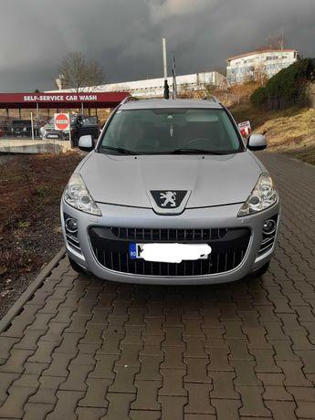 Peugeot 4007,piele,xenon, 4x4, 7 locuri.