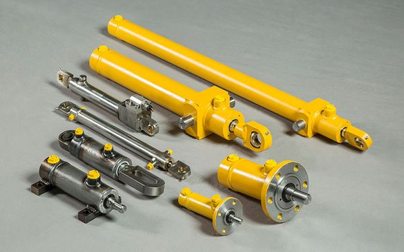 Ремонт и изработка на хидравлични цилиндри