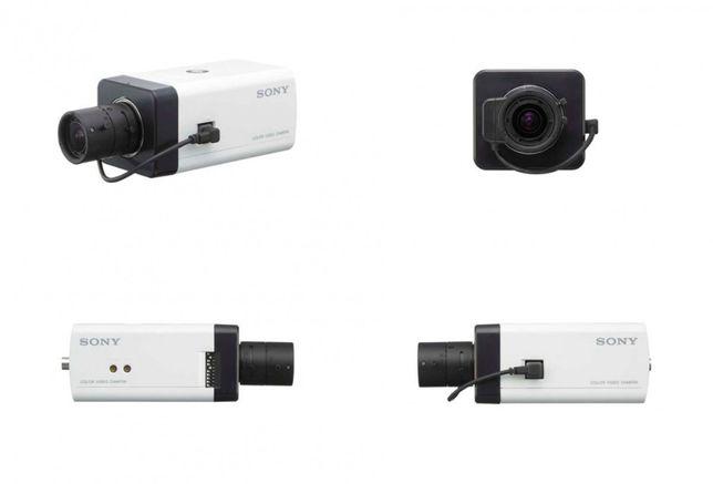 Camera de supraveghere tip Box de interior, Sony SSC-G213